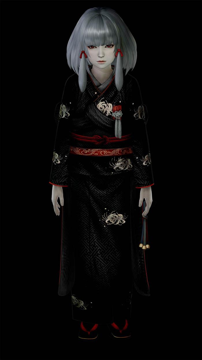 Shiragiku | Fatal Frame Wiki | FANDOM powered by Wikia