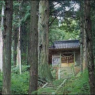 Narukami Shrine.