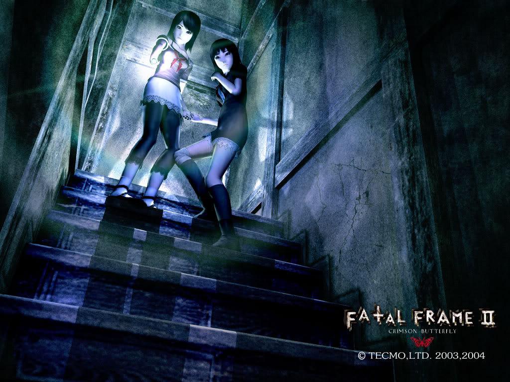 Fatal Frame II: Crimson Butterfly | Fatal Frame Wiki | FANDOM ...