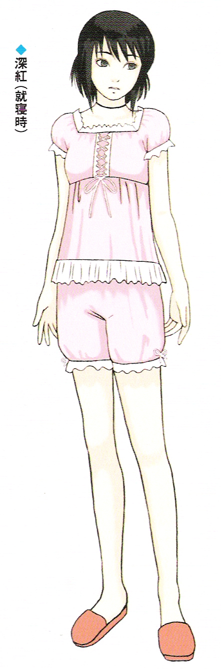 Image - Miku night costume art 1.jpg   Fatal Frame Wiki   FANDOM ...