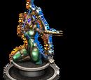 Lady Drillshot