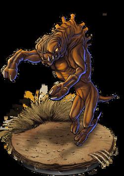Alpha Mutt Figure