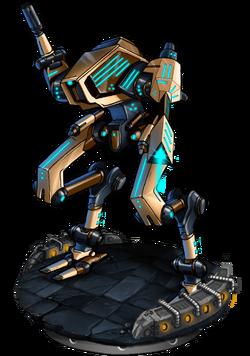 Assault Mech Mk. II v2 Figure