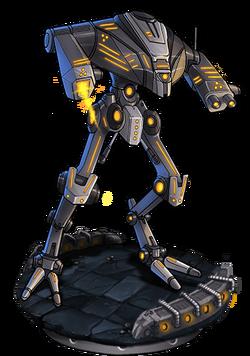 Assault Mech Mk. I Figure