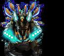 Horus, Double-Barreled v2