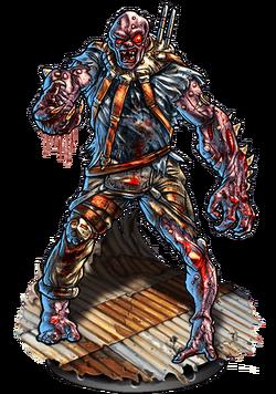 Rabid Mutant v2 Figure
