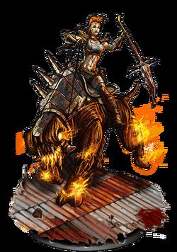 Mutt Rider v2 Figure