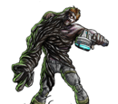 Infected Soldier v2