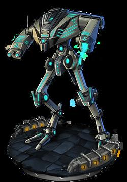 Assault Mech Mk. I v2 Figure