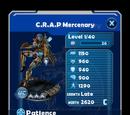 C.R.A.P. Mercenary