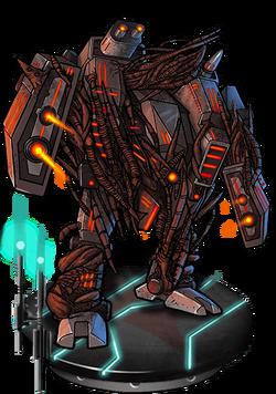 Rogue Ultra Mech Figure
