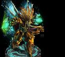 Totemic Warrior v2