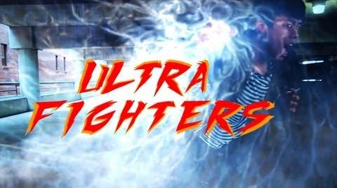 Ultra Fighters (Fatal Fury Style)
