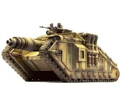 SF-1 Battle Tank