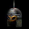 Spiked Helm