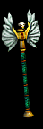 Winged Scepter