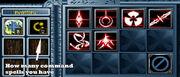 Command spells