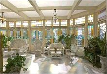 Halliwell Manor Sun Room