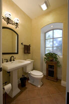 Mitchell Manor Bathroom One