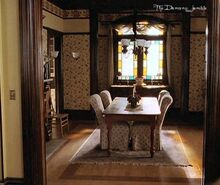 Halliwell Manor Dining Room