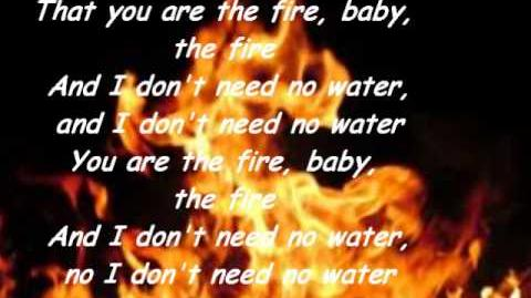 Sons of Midnight-The Fire (Lyrics ♥)