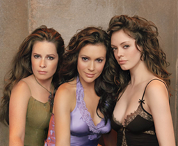 Second Charmed Ones