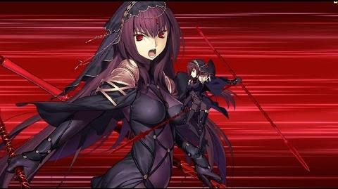 Fate Grand Order - Scathach Noble Phantasm