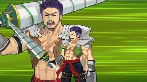 Fate Grand Order - Fergus Mac Roich Noble Phantasm-0