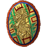 Quetz shield
