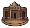 Evening Bell Mausoleum icon