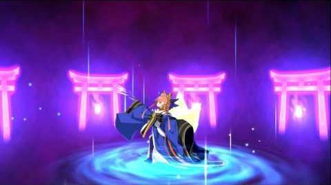 【Fate Grand Order】Tamamo no Mae - Noble Phantasm Vietsub 60fps