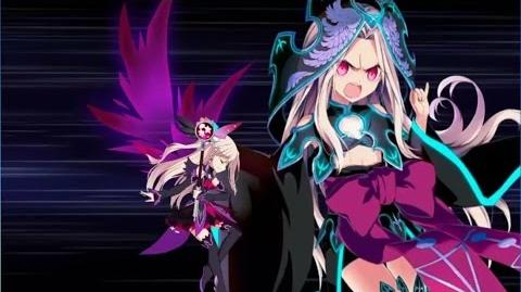 【Fate Grand Order】 イリヤ テスタメント 宝具【FGO】Illya testament Noble Phantasm