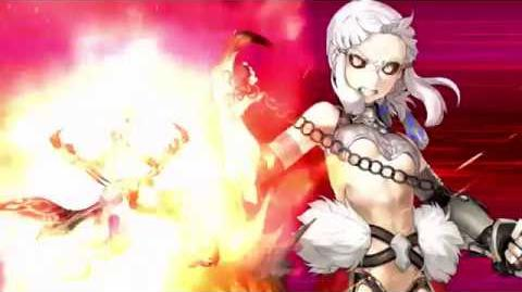 Fate Grand Order Berserker(Queen Penthesilea) Noble Phantasm Outrage Amazon soft sub