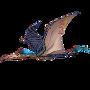Quetz bird