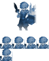 Hans Christian Andersen Sheet 2 Hologram