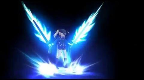 謎のヒロインX宝具 無銘勝利剣(ひみつかりばー) Fate Grand Order FGO Noble Phantasm