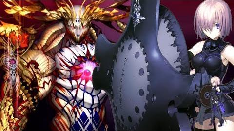 【Fate Grand Order】Mashu vs