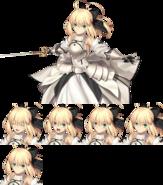 Artoria Lily 1