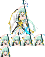 Kiyohime Lancer 1