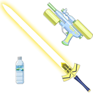 Squirtoria weapons
