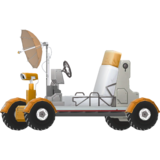 Lunar Roving Vehicle Sprite