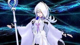 FGO Arcade Prototype Merlin PV Summon Gameplay マーリン〔プロトタイプ〕