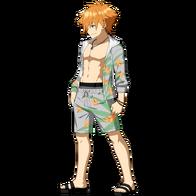 Summertime Hunter Sprite