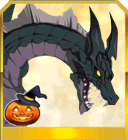 Horror Wyvern Icon