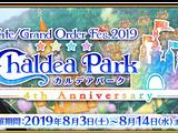 Fate/Grand Order Fes. 2019 ~4th Anniversary~