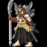 Musashibou Benkei Masked Sprite 3