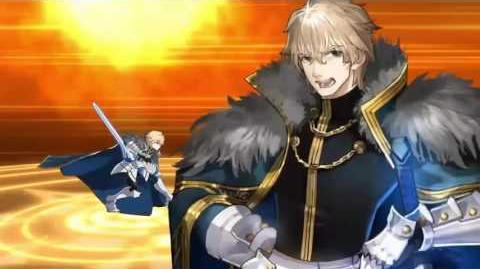 【Fate Grand Order】Gawain Noble Phantasm【FGO】ガウェイン・宝具【FateGO】