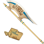 Gilcas weapon
