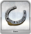 Meteoric horseshoe