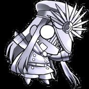 Nobu silver damaged